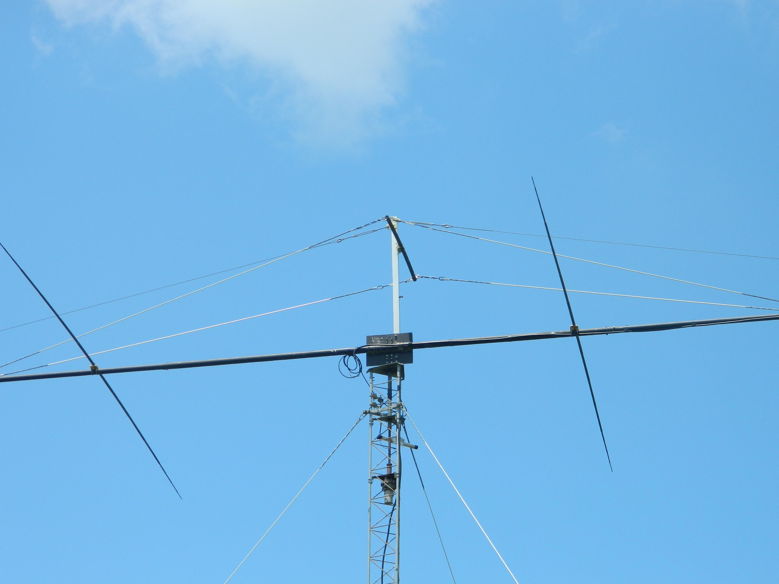 20 Meter Truss Support